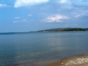 Beach of Grand Traverse Bay