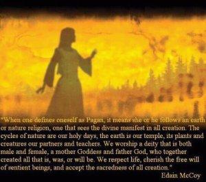 Pagan Foundations