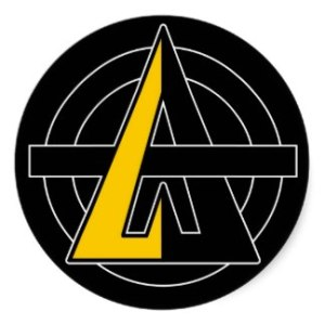 Agorism has a Logo almost as cool as Anarchy!
