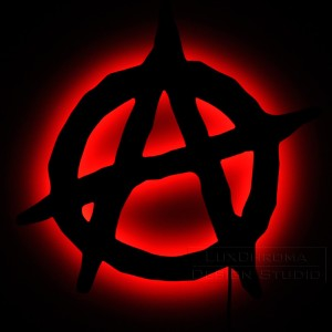 Yeah, Anarchy is this cool