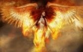 Fiery Angel by Zastavki