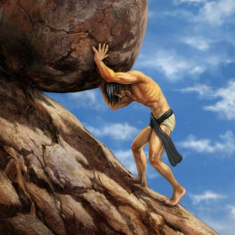 Sisyphus - What We Are Condemned To